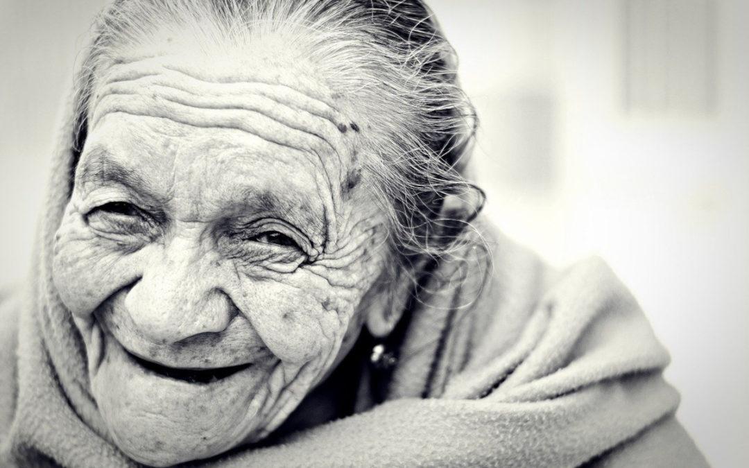 Lächeln – Gesichtsyoga